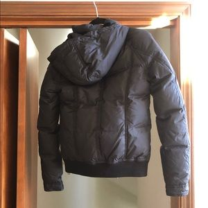 Juicy Couture Jackets & Coats - Juicy Couture Black Puffer Jacket Coat